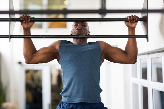 How Many Pull-Ups Should I Do Each Day?
