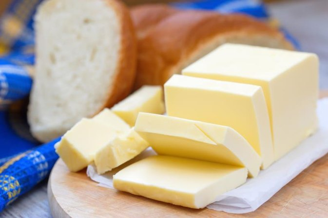 Has anyone tried melting butter into milk?