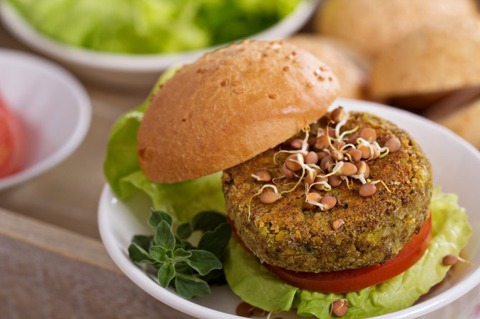How to Cook Frozen Veggie Burgers