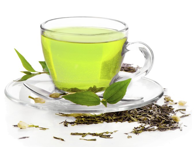 Ginseng & Green Tea Diet for Men's Health