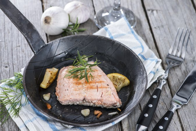 Nutritional Value of Pan-Fried Salmon