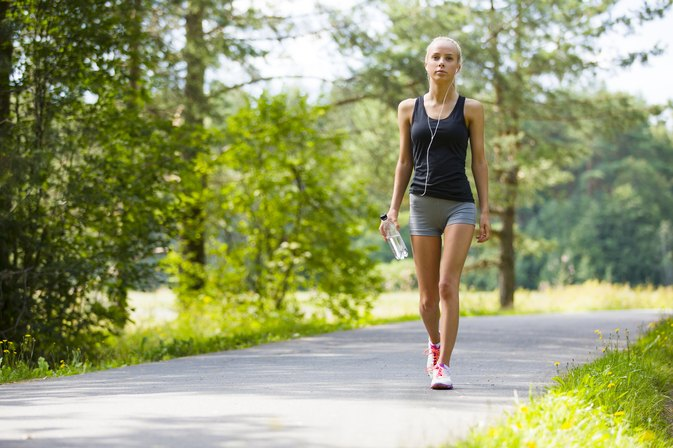 How Many Calories Did I Burn Speed-Walking 7 Miles?