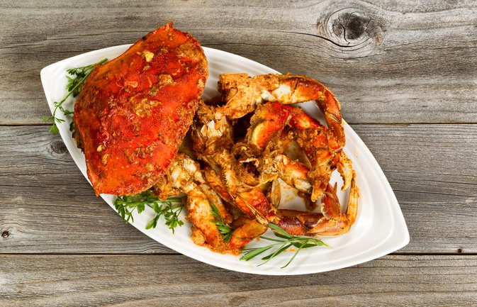 How Many Calories Are in Dungeness Crab?