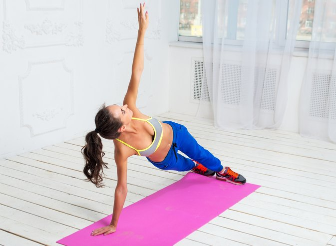 The Best Side Plank Exercises for the Obliques