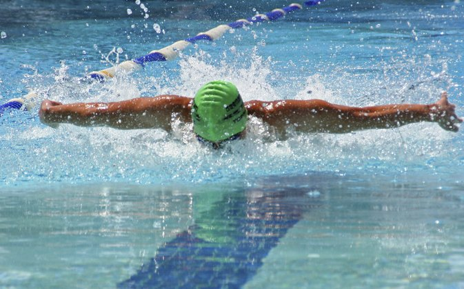 rules regulations of olympic swimming