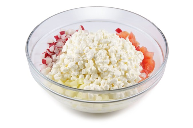Breakstone's Cottage Cheese Ingredients