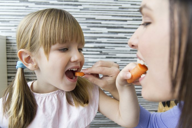 How Diet Affects Children's Behavior