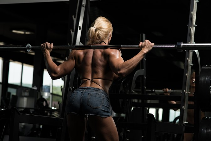 Does Squatting Lift Women's Buttocks?