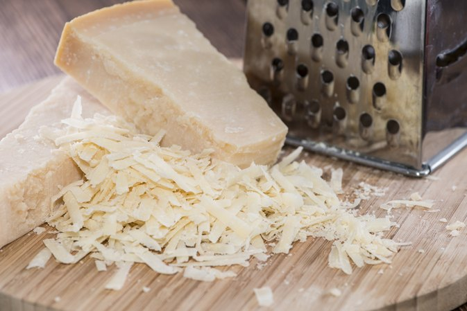 The Benefits of Parmesan Cheese