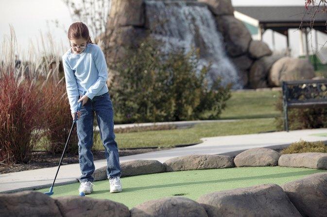 Mini Golf Rules
