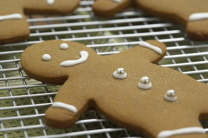 Nutritional Value of Gingerbread Men