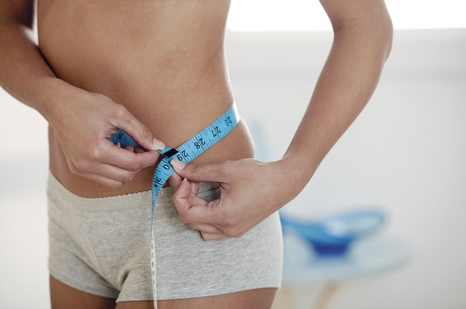 How to Measure the Waistline and Hips