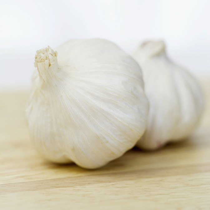 Garlic & Vinegar Diet