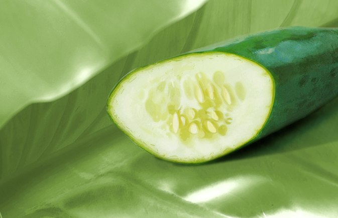 Health Benefit of Eating Cucumbers