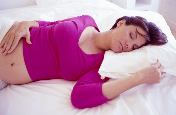 20 Weeks Pregnant: Exercise and Sleeping on Your Back