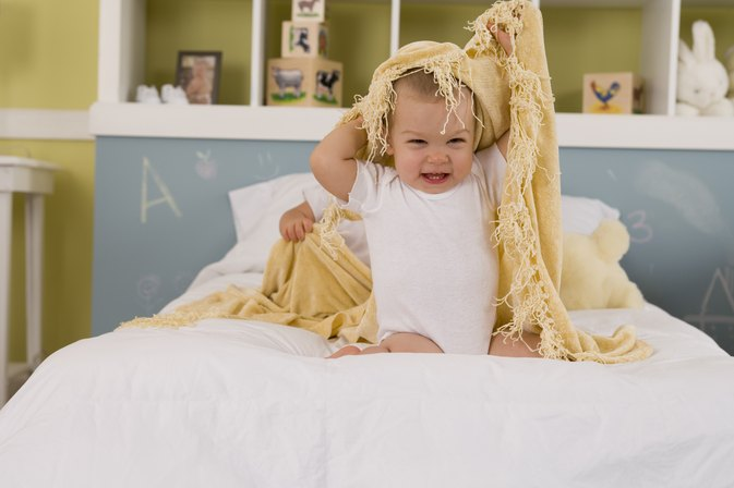 What Firmness of Mattress Is Best for a Toddler?