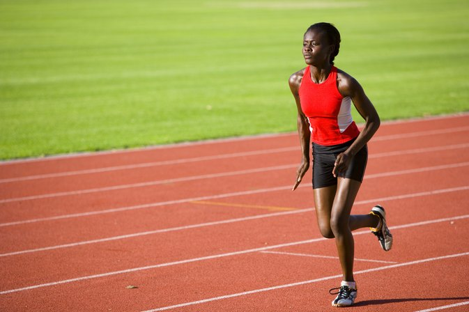 How to Train to Run an 8-Minute Mile
