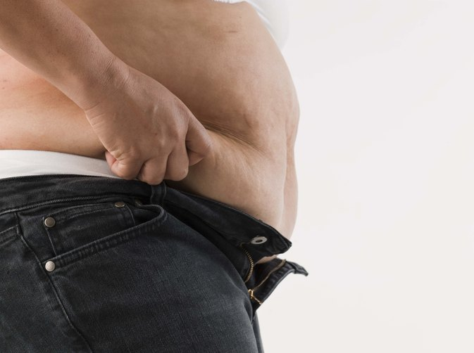 The Best Exercise to Get Rid of a Large Lower & Upper Stomach Area