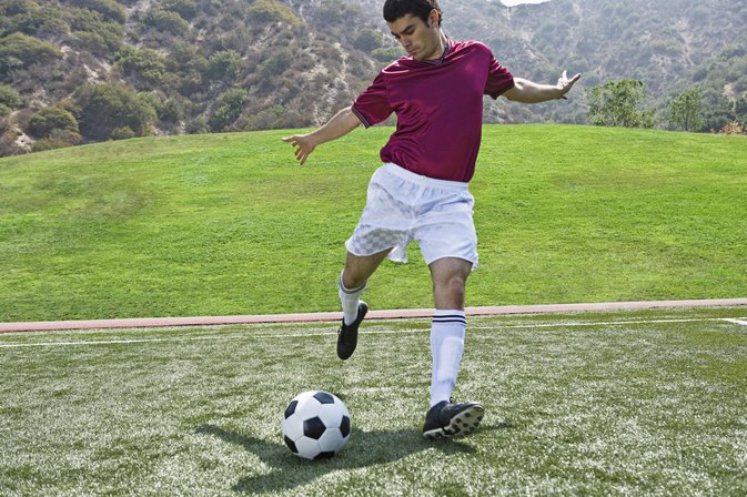 How to Develop Your Opposite Soccer Foot