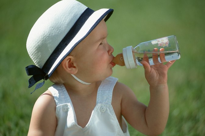 The Dangers of a Baby Drinking Too Much Water