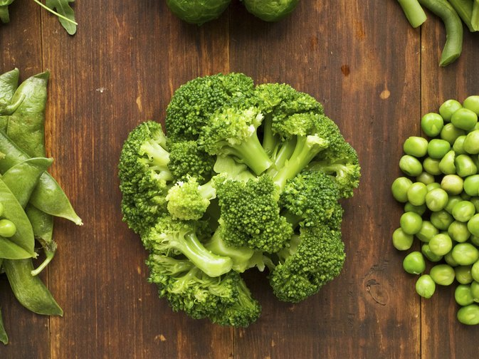Vitamins in Broccoli