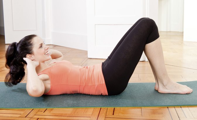 Do Crunches Help to Flatten Your Stomach?