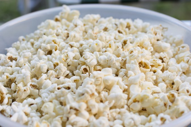 Popcorn and Cholesterol