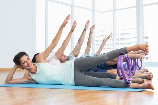 Pilates Ring Exercise Instructions