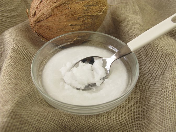 How to Replace Butter for Coconut Oil in Baking