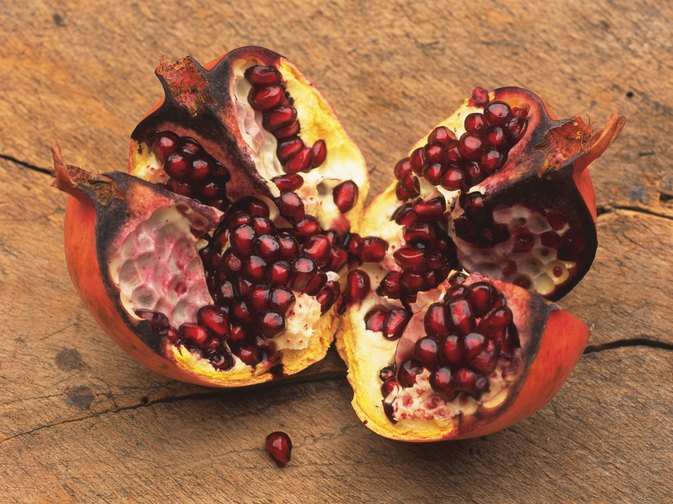Pomegranate & Constipation