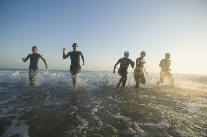 What to Eat Before a First Sprint Triathlon