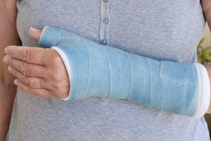 What Are the Treatments for a Broken Wrist?