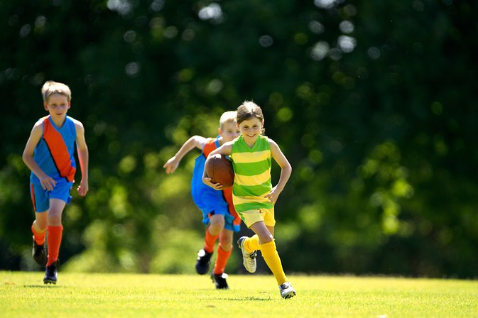 Should You Push Your Children Into Sports?