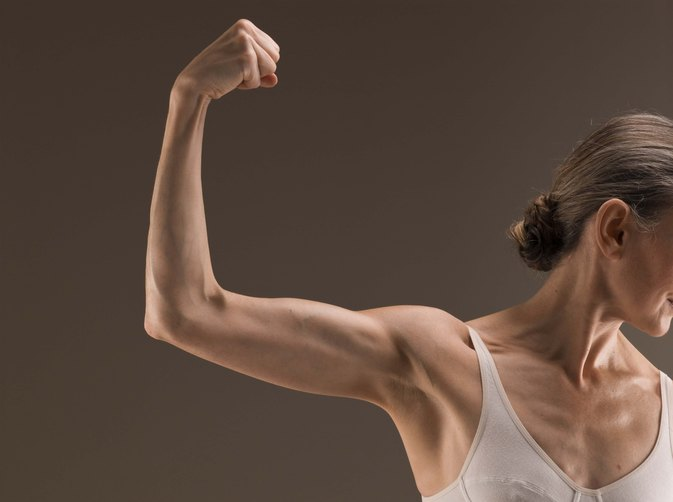 The Best Arm Exercises With Hand Weights for Women