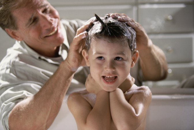Bald Patches in Children