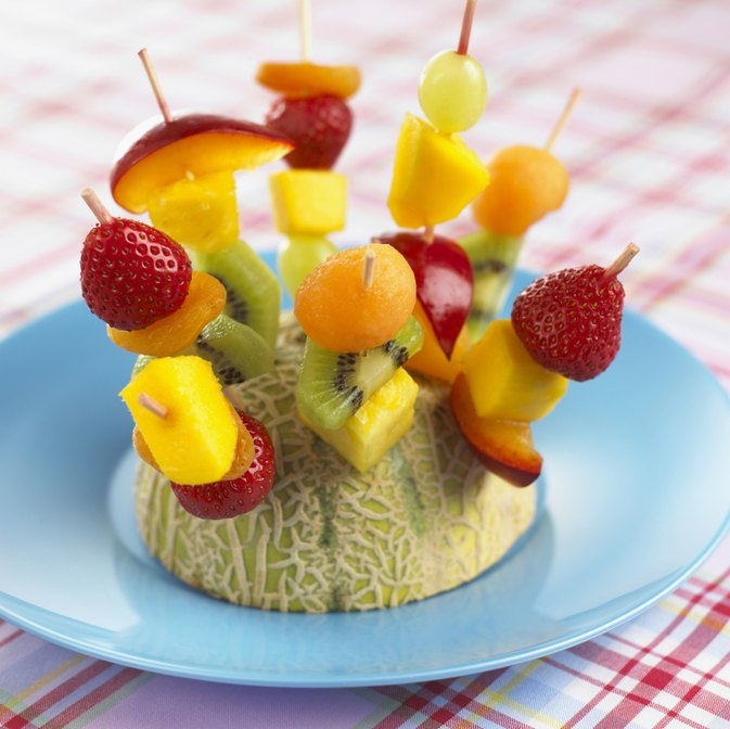 How to Keep Fruit Kabobs Fresh Overnight