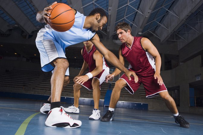 Do High Top Basketball Shoes Prevent Sprained Ankles