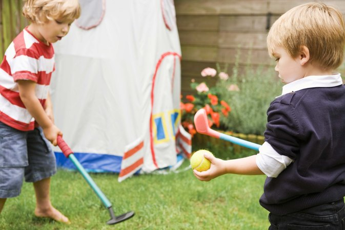 Physical Therapy Games for Children