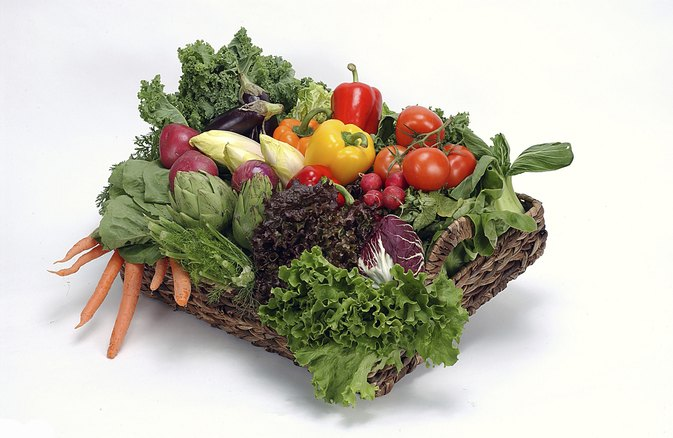 Simple Fruit & Vegetable Diet
