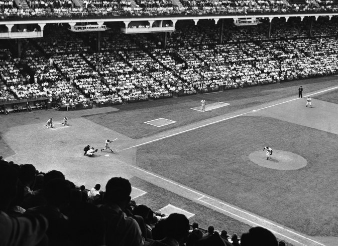 Baseball History in the 1950s