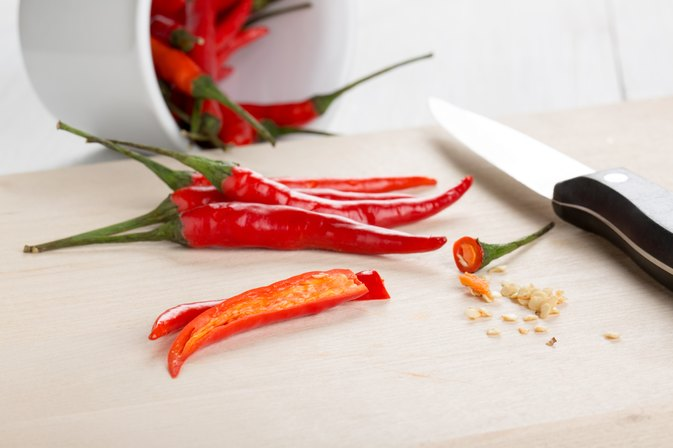 The Effect of Cayenne Pepper on Arthritis