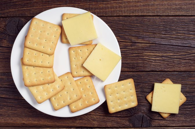 Cheese & Cracker Diet
