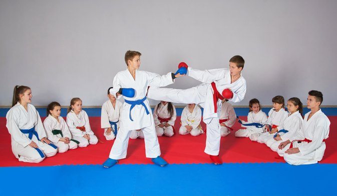 How to Advance to Yellow Belt in Taekwondo