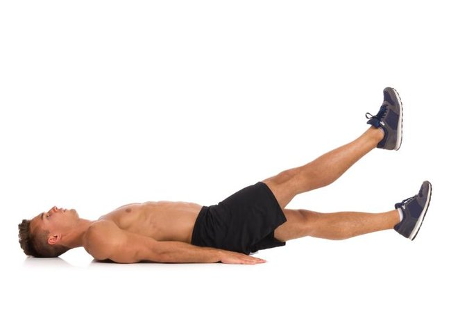 Are Flutter Kicks the Best Ab Exercise?