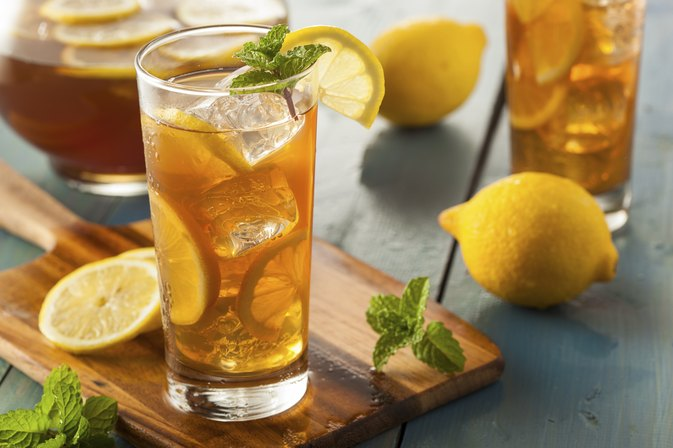 Pros and cons of drinking unsweetened tea livestrong com for California iced tea recipe