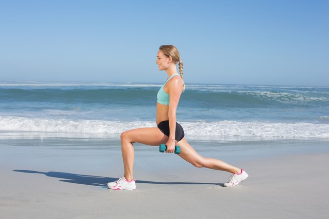 What Is the Difference Between a Lunge and a Split Squat?