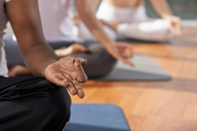 Buddhism's 5 Types of Yoga