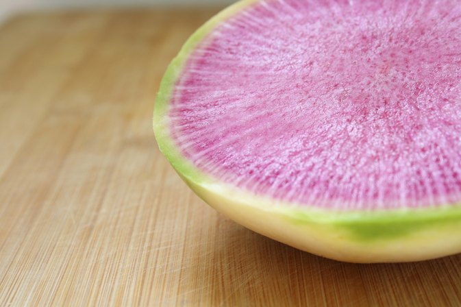 The Nutrition in a Watermelon Radish