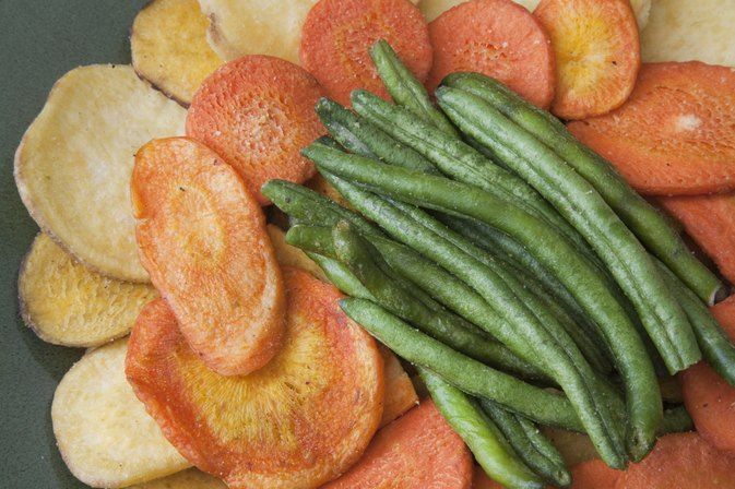 Are Green Bean Chips Healthy?