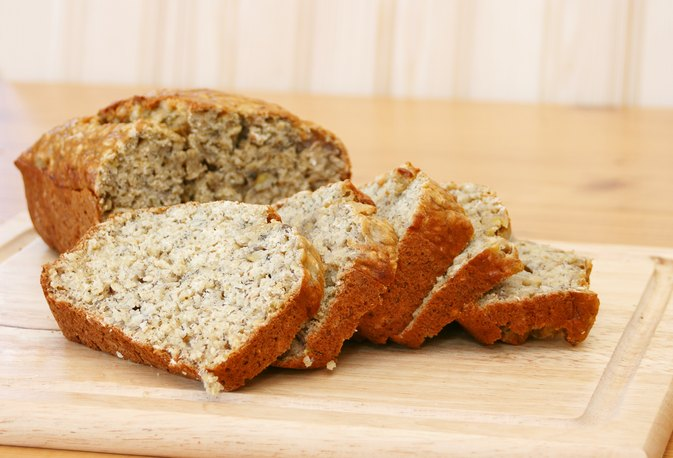 Oil Substitutes for Quick Bread